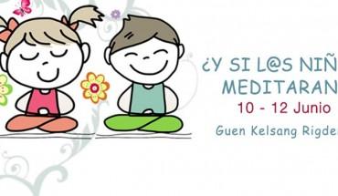 Centro de Meditación Kadampa taller niños
