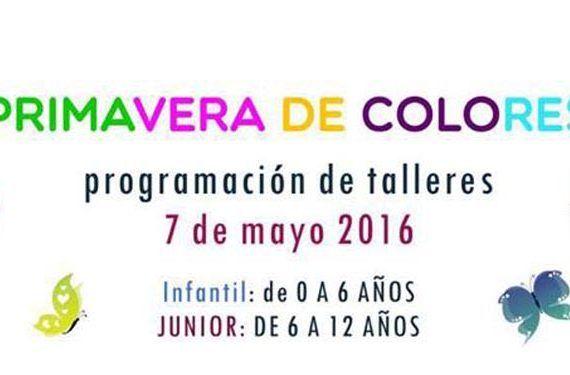 en Torrox La Farola Mágica celebra su Primavera de Colores. Talleres y diversión para niñas y niños