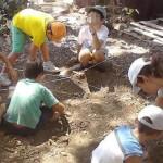 Campamento de verano de ArqueoEduca en Málaga
