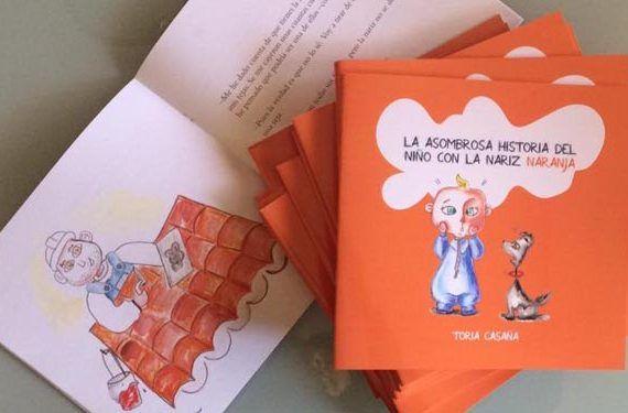 asombrosa historia niño nariz naranjaFNAC