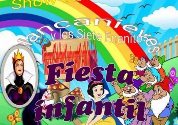 Fiesta infantil en Casabermeja