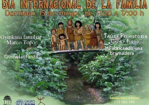 Día Internacional de la Familia en Málaga