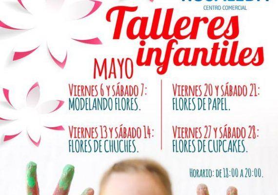 Talleres infantiles gratis en Málaga