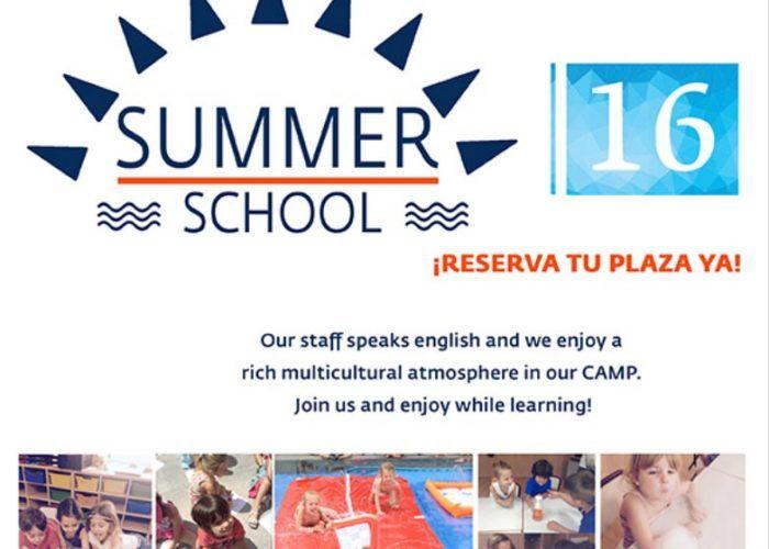 Campamento de verano en Fuengirola