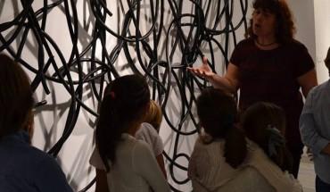 Planes con música para niños en el Mimma visita guiada