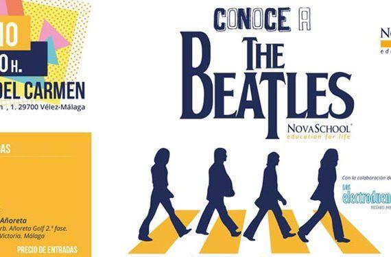 Teatro musical sobre The Beatles en Vélez Málaga