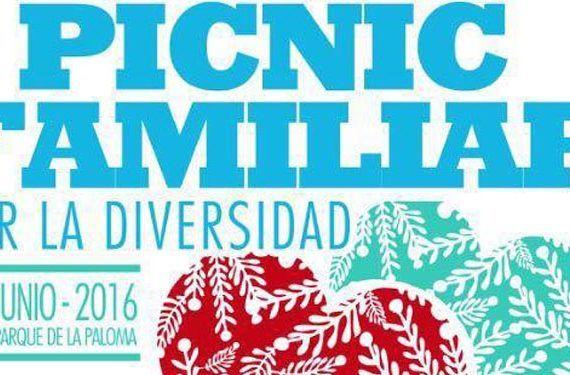 Picnic familiar por la diversidad en Benalmádena