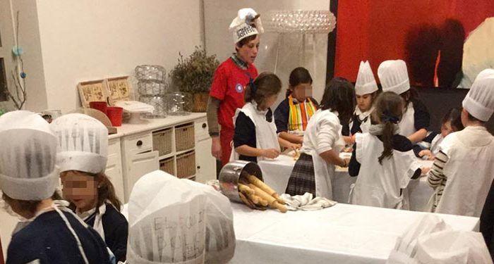 6228e2b9361 Fiestas de cumpleaños para niños con Cooking Málaga: cocina ...