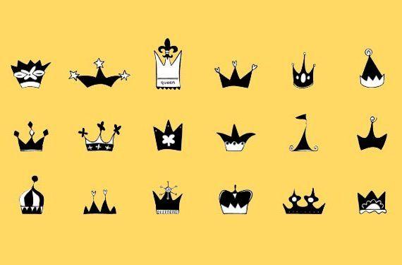 coronas princesas principes educando en red