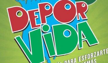 colegio de La Presentación Deporvida, evento solidario deporte y familia se Fundación Luis Olivares