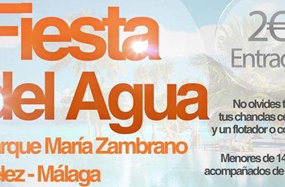 Fiesta del Agua en Vélez-Málaga