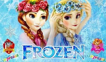 frozen La Reina de las Nieves, el Musical, en Málaga