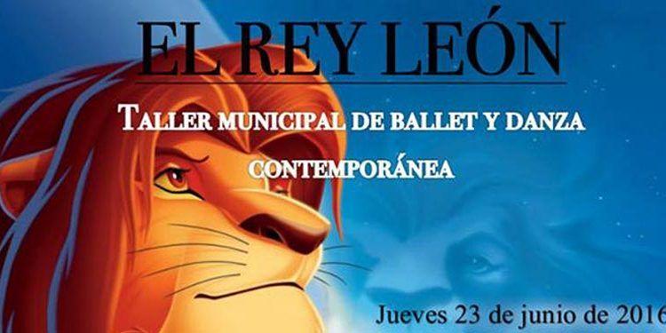 rey leon antequera Taller Municipal de Ballet y Danza Contemporánea