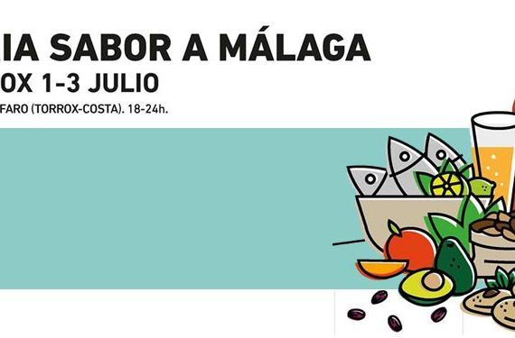 Taller infantil en Feria Sabor a Málaga en Torrox