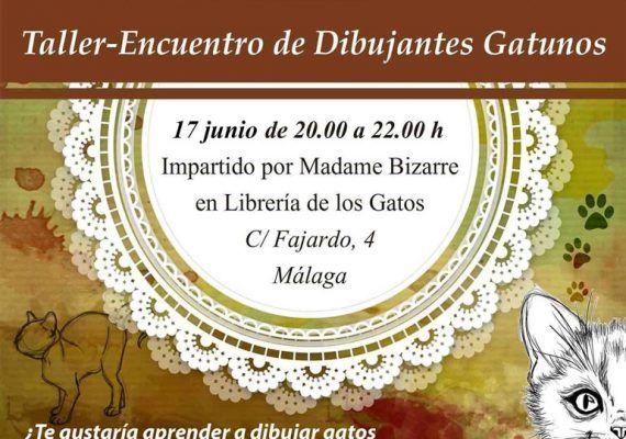 Taller de dibujo en Málaga
