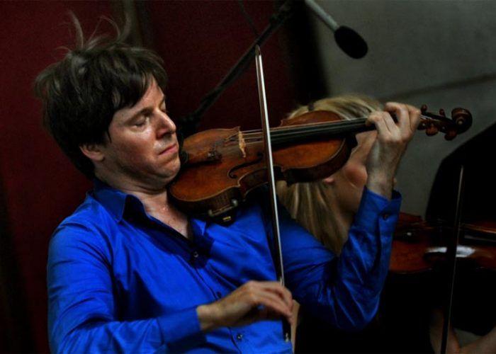Joshua Bell's violinista