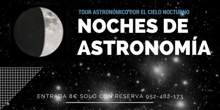 yunquera astronomía genérico
