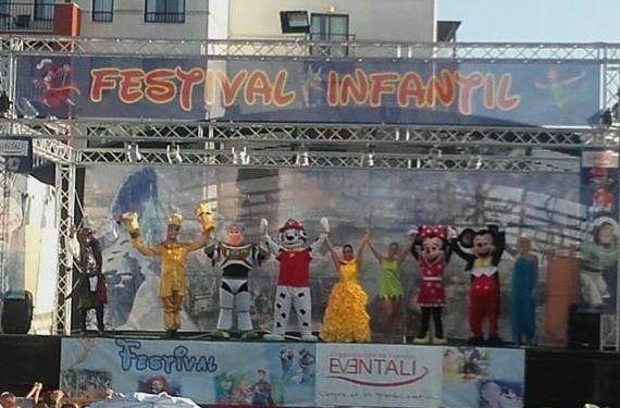 I Festival Infantil Disney en Torremolinos imagen general