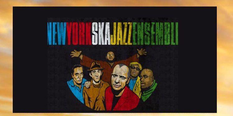 The New York Ska-Jazz Ensemble Benalmádena Suena