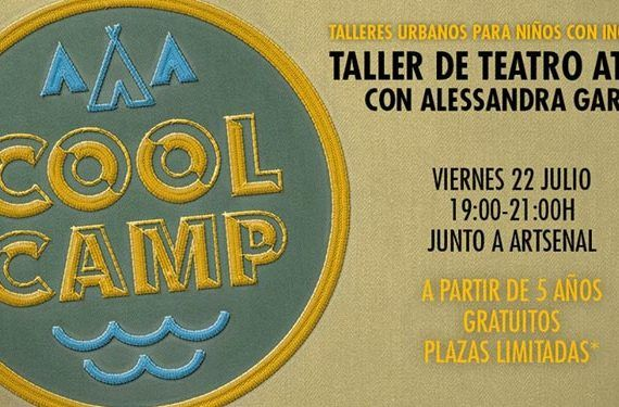 Taller de Teatro para niños en Muelle Uno Málaga