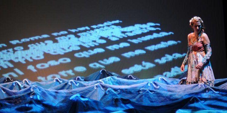 Alberti, un mar de versos Teatro de Malta – Teatro del Páramo – SMsuena Producciones Teatro Echegaray y Cervantes programa infantil