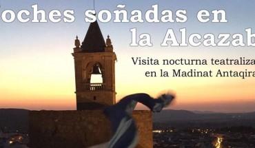 Visita nocturna a la Alcazaba de Antequera