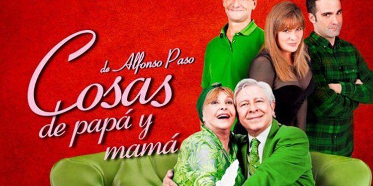"""Comedia """"Cosas de papá y mamá"""" en Benalmádena Suena"""