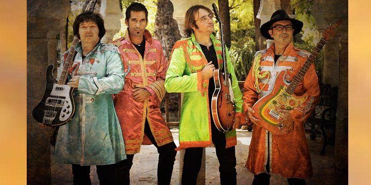 Concierto espectáculo 'Una vida por los Beatles: la obra de Los Escarabajos', festival Benalmádena Suena