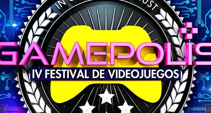 Gamepolis - IV Festival Videojuegos de Málaga