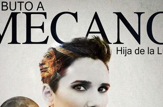 'Hija de la luna (homenaje a Mecano)' en el festival Benalmádena Suena