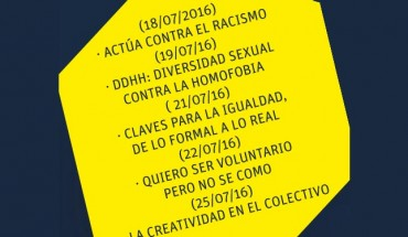 Talleres para jóvenes en Vélez-Málaga