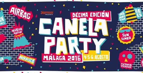 Canela Party Málaga