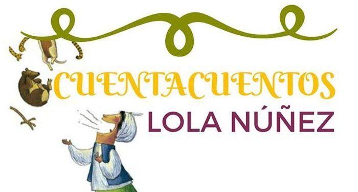 Cuentacuentos para niños en Málaga con Lola Núñez
