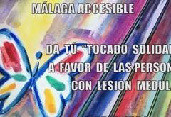 Jornada de Esgrima Solidaria Málaga Accesible