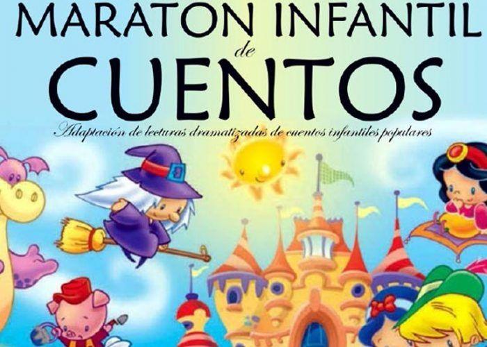 Maratón infantil de cuentos