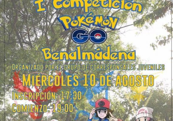 Pokémon Go en Benalmádena