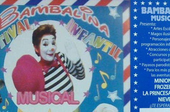Frozen y Minions en Archidona Bambalina Musical
