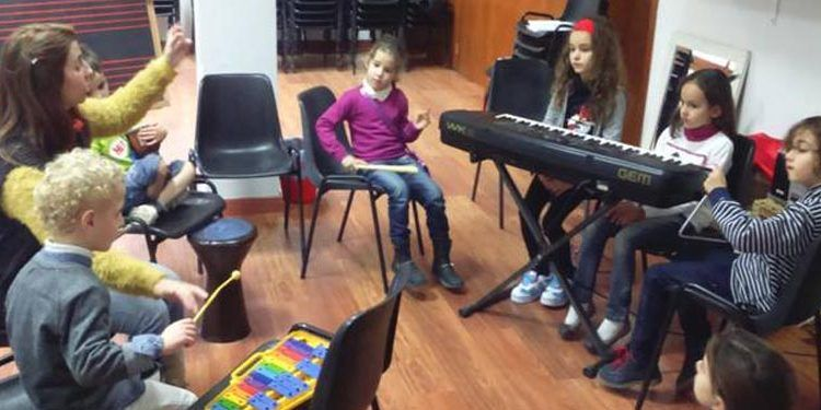 PAMMusic traslada sus cursos para niños y familias a su nueva sede en Torremolinos