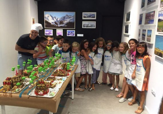 Cumpleaños para niños en Mahatma Liliput Málaga