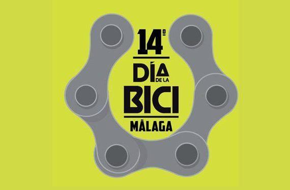 día de la bici en Málaga 2016 imagen
