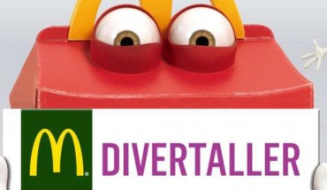 Taller de manualidades infantiles gratis los domingos en McDonald's Los Patios y Torremolinos