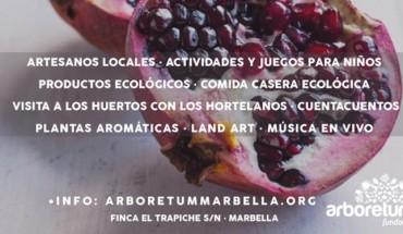 Fiesta del otoño16 en Arboretum Marbella con actividades para niños y familias