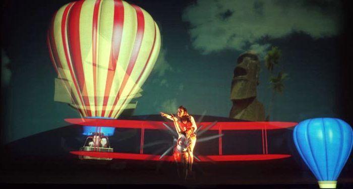 globo Teatro Cánovas: 'Viaje al centro de la Tierra' de la compañía Roseland Musical
