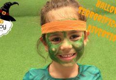 Actividades de Halloween para niños en Club Happy El Corte Inglés Málaga