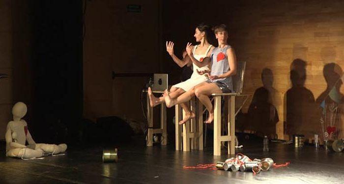 Corazón de elefante Creación Marisa Amor teatro Cánovas noviembre 2016