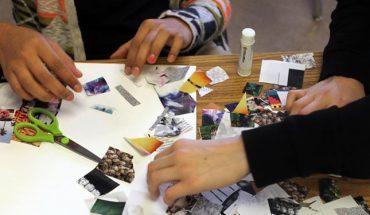 Talleres para niños de fotografía, colage arte y teatro en La Térmica Málaga