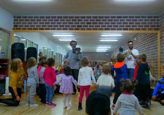 Clases de música para bebés, niños y adultos con EM3 Musical Málaga