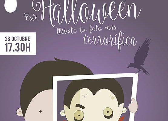 Halloween para niños en Málaga Plaza