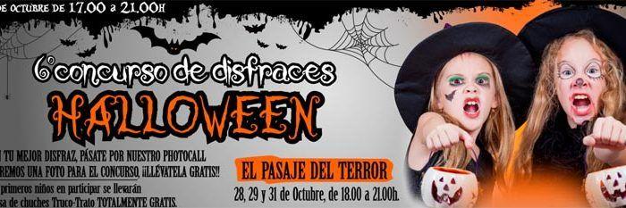 Halloween en el Rincón de la Victoria