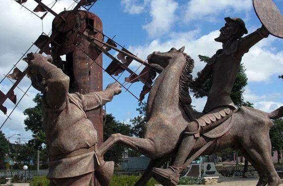 Cuentacuentos sobre el Quijote en Málaga